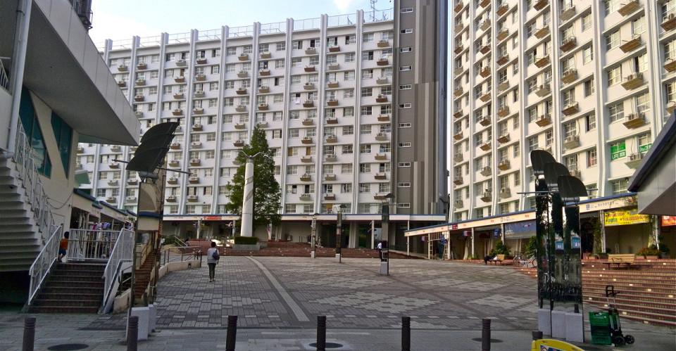 洋光台駅前商店街「サンモール洋光台」